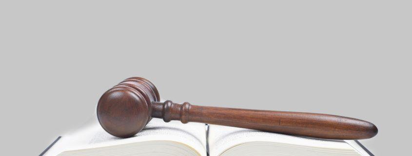 Scheiding juridisch
